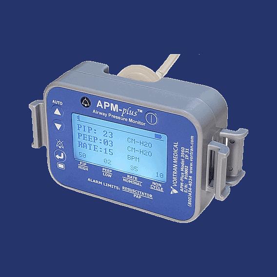 APM-Plus Airway Pressure Monitor